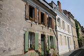 Perigord, the small city of Bergerac in Dordogne — Zdjęcie stockowe