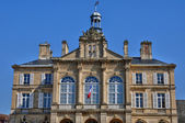 City hall of Sees in Normandie — Stock Photo