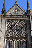 Cathedral of Sees in Normandie — Stock Photo