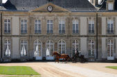 Haras National du Pin in Normandie — Stock Photo