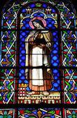 Perigord, the Saint Jacques church of Bergerac in Dordogne — Stock Photo