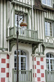France, Normandy Barriere hotel in Deauville — Stock Photo