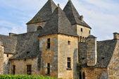 France, picturesque village of Saint Genies in Dordogne — Стоковое фото