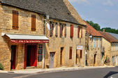 France, picturesque village of Saint Genies in Dordogne — Stock Photo