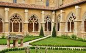 France, abbaye de cadouin en périgord — Photo