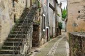 France, city of Terrasson Lavilledieu in Dordogne — 图库照片