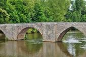 France, city of Terrasson Lavilledieu in Dordogne — Photo