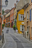 France, the old village of Marly le Roi — Stock Photo