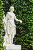 France, statue in Domes Grove in the park of Versailles Palace — Stock Photo