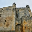 Middle age castle of Beynac in Dordogne — Photo