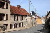 France, the village of Saint Martin la Garenne — Zdjęcie stockowe