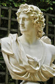 France, statue in the Versailles Palace park — Stock fotografie