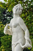 France, statue dans le parc du château de versailles — Photo