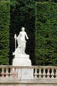 France, dômes bosquet dans le parc du château de versailles — Photo