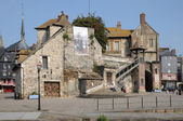 France, city of Honfleur in Normandie — Stock Photo