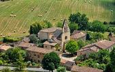 France, picturesque village of Biron in Dordogne — Stock Photo