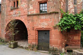 Picturesque village of Collonges la Rouge — Photo