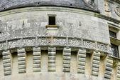 France, renaissance castle of Puyguilhem in Dordogne — Stock Photo