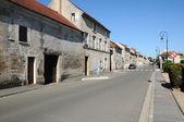 Hamlet of Villeneuve Saint Martin in Val d Oise — Stock Photo