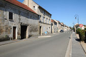 Hamlet of Villeneuve Saint Martin in Val d Oise — Foto de Stock