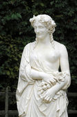 France, statue in the Versailles Palace park — Stock Photo