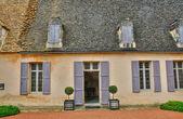 France, picturesque garden of Marqueyssac in Dordogne — 图库照片