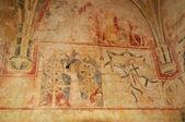 Cheylat chapel of Saint Genies in Dordogne — ストック写真