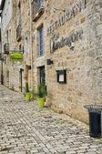 France, city of Terrasson Lavilledieu in Dordogne — Stock Photo