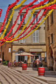 Perigord, the small city of Bergerac in Dordogne — ストック写真