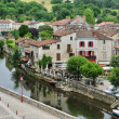 Stock Photo: France, picturesque city of Brantome