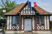 France, the picturesque village of Putot en Auge — Stock Photo