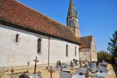 France, picturesque village of Saint Jean de la Foret — Stock Photo