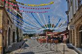 Perigord, the small city of Bergerac in Dordogne — Foto de Stock