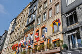 France, city of Honfleur in Normandie — Stock fotografie