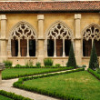Stock Photo: France, Cadouin abbey in Perigord
