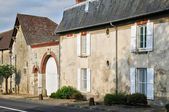 France, village of Charmont in Val d Oise — Foto Stock