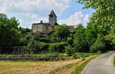 France, picturesque village of Lacapelle Biron — ストック写真