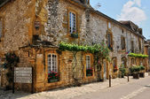 France, village of Monpazier in Perigord — Stock Photo