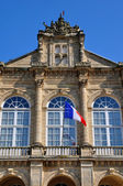 France, city hall of Sees in Normandie — Stock Photo
