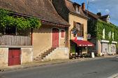 France, picturesque village of Saint Pompont — Stock Photo