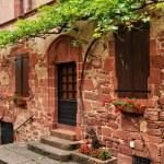 France, picturesque village of Collonges la Rouge — Stock Photo #38035119