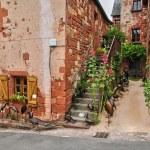 France, picturesque village of Collonges la Rouge — Stock Photo #38035159