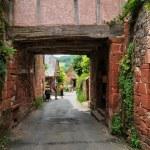France, picturesque village of Collonges la Rouge — Stock Photo #38035183