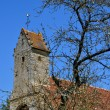 Stock Photo: Gemages church in Normandie
