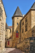 France, picturesque city of Sarlat la Caneda in Dordogne — Stok fotoğraf
