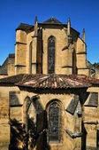 France, picturesque city of Sarlat la Caneda in Dordogne — ストック写真