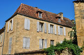 France, picturesque city of Sarlat la Caneda in Dordogne — 图库照片