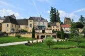 France, picturesque village of Saint Genies in Dordogne — Stock Photo
