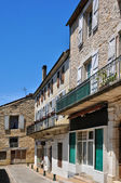 France, picturesque city of Souillac in Lot — 图库照片