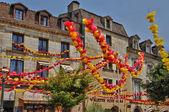 Perigord, the small city of Bergerac in Dordogne — Stock Photo